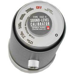 Calibreur de niveau sonore