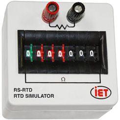 RS-RTD - Simulateur RTD de Résistance