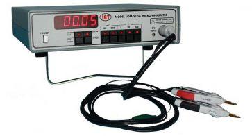 Micro-ohmmètre