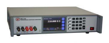 Boîte de résistance programmable de précision PRS-330 et simulateur RTD