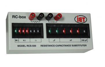 Boîtier de résistance et de capacité RCS Series