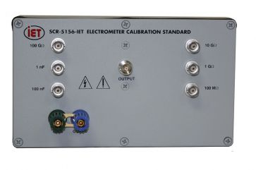 SCR-5156 Electrometer Calibrator