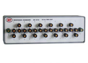 Standard de transfert de résistance SR1010