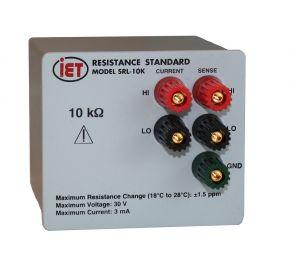 Norme de résistance de précision SRL-10K