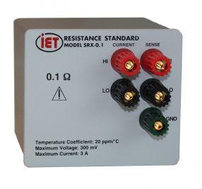 Résistances standard SRAC conçues pour une utilisation en CA