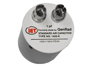 Condensateur standard haute fréquence