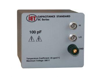 Norme de capacité SCA-100pF