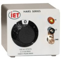 HRRS-Q-1-100G-5KV Boîte de décade à haute résistance