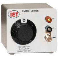 HRRS-B-1-100G-5KV Boîte de décade à haute résistance