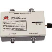 HACS-Z-1pF Trimmer réduit la résolution à moins de 1 pF