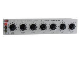 HPRS-F-7-0.001 Boîte de résistance à la décade haute puissance
